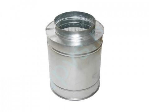 Шумоглушитель вентиляционный трубчатый круглый ГТК